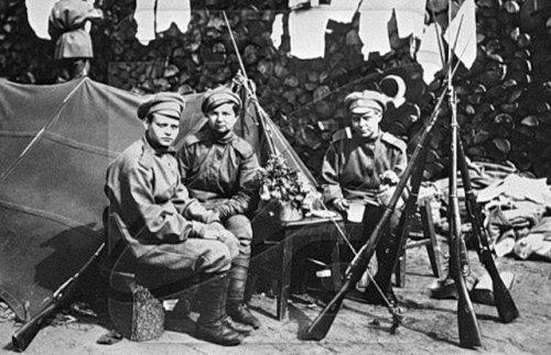 Женские воинские формирования