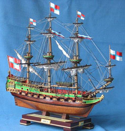 Первые военные корабли