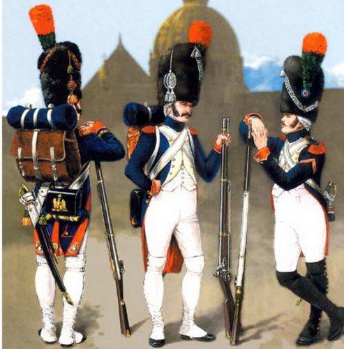 Егерские и гренадерские части