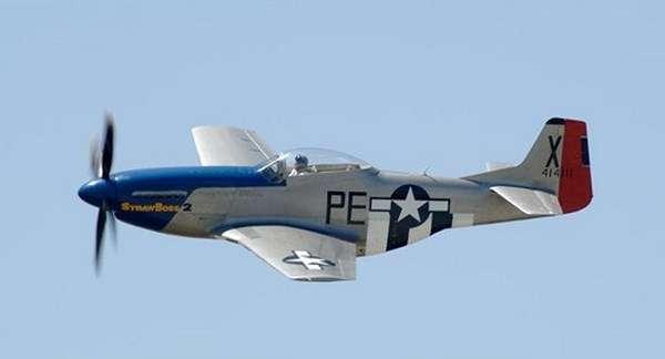 "Fw 190 против P-51 ""Мустанг"""
