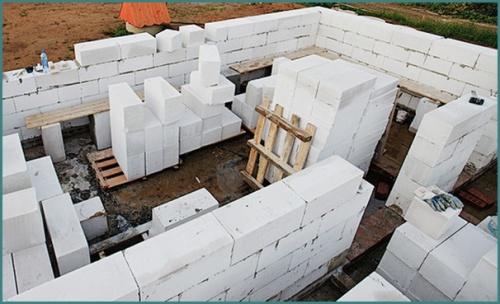 будинки з газоблоків: плюси і мінуси