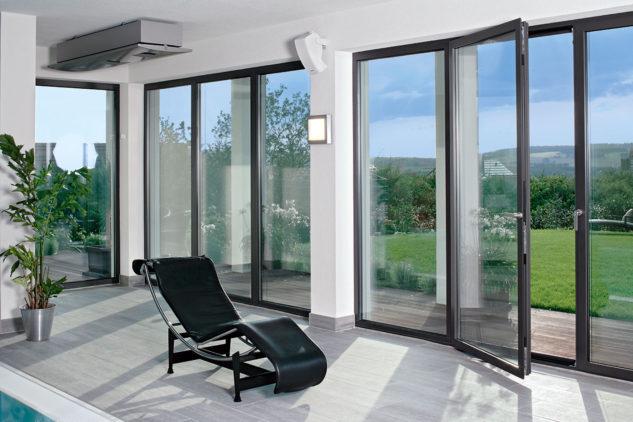 віконні та дверні конструкції