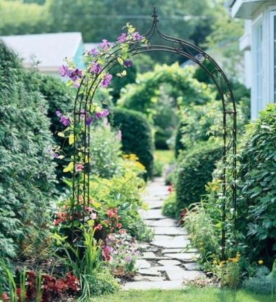ландшафтные идеи для маленьких дворов